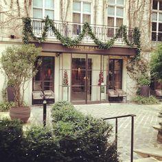 Pavillon de la Reine (hotel  spa), Place des Vosges #paris #4ème