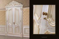 Дизайн итальянской деревянной мебели