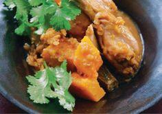 Anjum Anand's chicken dansak