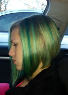 Blue highlights, Highlights and Teal on Pinterest