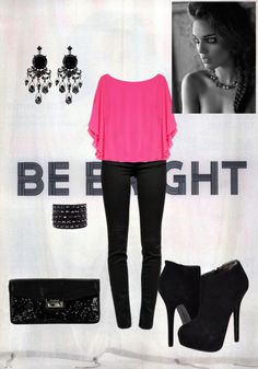"""""""Be Bright"""" by cassiecclayton on Polyvore"""