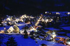 Shirakawa, Japan | 19 Truly Charming Places To See Before You Die