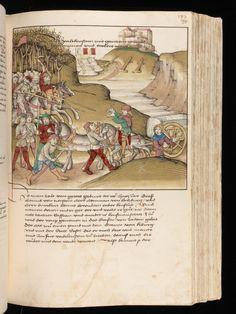 Diebold Schilling: Spieser chronik Bern 1488.  399