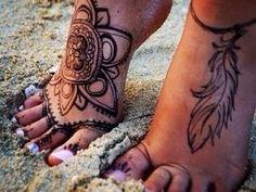 Tout sur les tatouages au henné