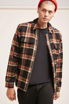 Tartan Plaid Jacket