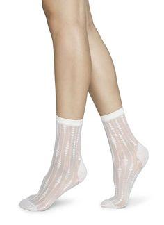 Swedish Stockings - the only sustainable hosiery brand worldwide - Women's style: Patterns of sustainability Slow Fashion, Ethical Fashion, Ethical Clothing, Steampunk Fashion, Gothic Fashion, Waist Cincher Corset, Pantyhose Heels, Recycled Yarn, Black Milk Clothing