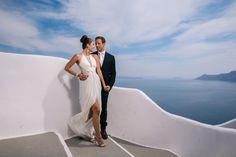 Portrait session   Wedding at Rocabella Santorini