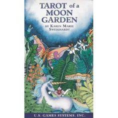 Tarot Of A Moon Garden, 2015 Amazon Top Rated Tarot Cards #Toy