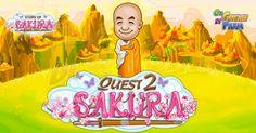 Story Of Sakura Quest #2  Inizio previsto per il 21/03/2016 alle ore 20:00 circa Scadenza il 28/03/2016 alle ore 12:30 circa  PRESTATE ATTENZIONE: la Zynga ha modificato i soliti orari di inizio della Quest Sakura  Oh no! Mio padre dovrà accettarequesta sfida! Puoi aiutarci?      Mancano 9 giorni 5 ore 2 minuti 46 secondi alla scadenza della quest!    Quest #1  Fatti mandare dai tuoi vicini 7 Bamboo Reeds; con gli sconti SmartQuest dovrebbero servirne un massimo di 1 (clicca sul tasto Ask…