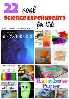 Of fun science for kids cool science learn science and science