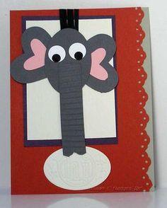 Punch Art Elephant - bjl