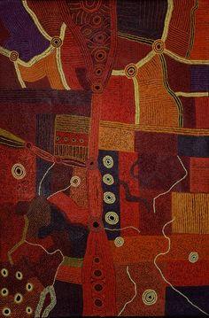 Ngayuku Ngura - My Country by Tjungkara Ken