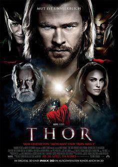 Poster zum Film: Thor
