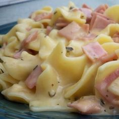 Ham & Noodle Stove Top Casserole, Pennsylvania Dutch Style. Six Pennsylvania Dutch Recipes