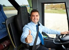 Smart Support with the #Bus_Driver_Training Results in the Job.