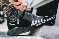 f6b1ad8d3ac NEIGHBORHOOD adidas NMD Black Boost - Sneaker Bar Detroit Adidas Women