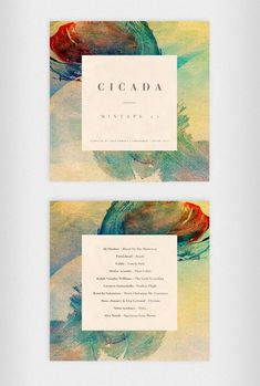 Elegant and modern branding