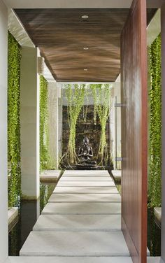 Villa Joss by Bali Villa Rental Photo Gallery, House Design, Tropical Houses, House Entrance, House Exterior, Bali Architecture, Tropical Architecture, Exterior Design, Bali House, Exterior