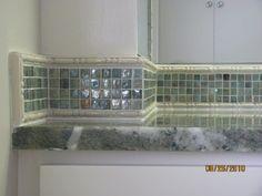 bing images of mirrors | Bathroom Mirror Backsplash - Bing Images