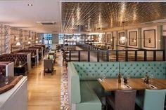 Wildwood restaurant by Brown Studio Crawley  UK