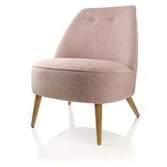 Sessel, Retro-Look, Bezug: 60% Viscose, 40% Linen, Holzgrundgestell: Kiefernholz/Schichtholz, Füße Eschenholz Polsterung: Schaumstoff Vorderansicht