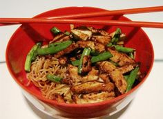 bourbon chicken, chicken chow, chili sauc, green beans, chow mein, egg noodl, chines recip, simpl chines, chines egg