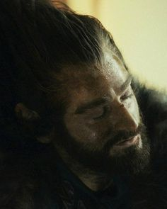 Thorin - on the eagle.