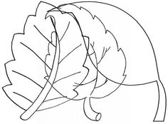 Printable worksheets for kids Interlaced Drawings 11