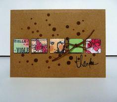 Inchie Thank You Card by Dana Tatar - Tando Creative