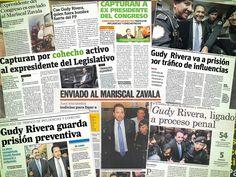 Guatemala, marzo 10 de 2016. Los medios de comunicación anunciaron la resolución del juez Adrián Rodríguez, quien ligó a proceso al expresidente del Congreso, Gudy Rivera por los delitos de tráfico… Event Ticket, Quetzaltenango, March