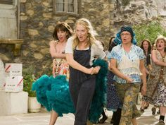 mamma mia movie soundtrack dancing queen music goes with movies pinterest mamma mia. Black Bedroom Furniture Sets. Home Design Ideas