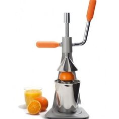 Juicer Machine Citrus Juice Orange Kitchen Juicing Extractor Gift Health L Press