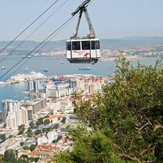 Gibraltar Cable Car