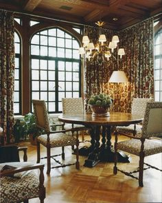 Jed Johnson Assoc. Inc. - Breakfast Room