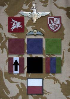 Parachute Regiment insignia