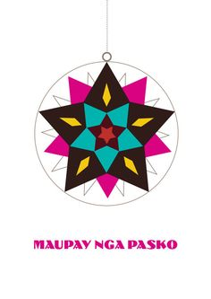 9 best filipino holiday cards images on pinterest christian parol series maupay nga pasko waray christmas card by newhard design m4hsunfo