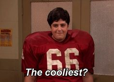 """When Josh attempted football. 