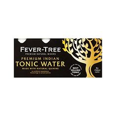 FeverTree Naturally Light Tonic Water Cans 8 x Pack of 4 ** Visit the image link more details. (This is an affiliate link) Fever Tree Indian Tonic, Fever Tree Tonic Water, Fever Tree Mediterranean, Cocktail Mixers, Medical Problems, Elderflower, Gin And Tonic, Bar Drinks, Coconut Water