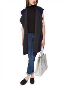Double-Faced Gilet