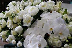 F44 Casket Flowers, Casket Sprays, How To Memorize Things, Floral, Plants, Beautiful, Florals, Planters, Flower