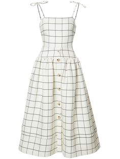 Off-season flared dress--check!