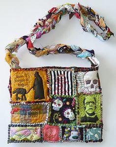 Ohhh I want them all hehehe I would love to make a halloween bag
