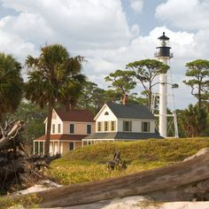 Cape San Blas, Florida-  This little-known sliver of Florida Panhandle poking into the Gulf of Mexico has classic shore homes for romantic getaways and the top-rated beaches of St. Joseph Peninsula State Park. Active couples will love kayaking St. Joseph Bay or pedaling the Logge