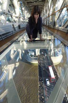 London's Newest Tourist Attraction: London's Tower Bridge Gets a Vertigo Inducing Glass Walkway Above the Thames London Attractions, London Landmarks, Glass Walkway, Tower Bridge London, London Architecture, Things To Do In London, London Travel, London City, London England