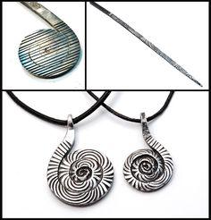 Blind Spot Jewellery - magnetic fieldwork