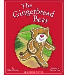 Great new twist on gingerbread books!