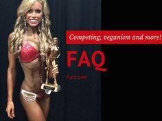 Part one of a four part series by Renae Thomas, vegan IFBB Bilinii champion, vegan, (high carb low fat vegan)