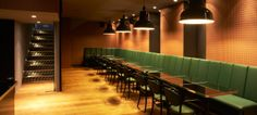 on-market.at Modern, Restaurants, Conference Room, Table, Furniture, Home Decor, Environment, Conservatory, Trendy Tree
