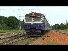 Электропоезд ЭТ2-911/912 на ст. Кейла / ET2-911/912 EMU at Keila station