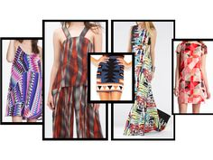 Florals are pretty obvious for spring, but surprise: Geometric prints are hot for May! Visit Zara, BCBG, BCBGeneration, Belk, bebe, Apricot Lane Boutique and Macy's for pieces that really pop. spring fashion | spring style | spring 2015 | geometric prints | geometric fashion | spring dresses | spring fashion trends | must-haves for spring
